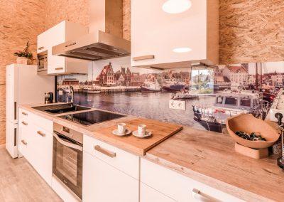 Küche der Seminarräume in Wismar